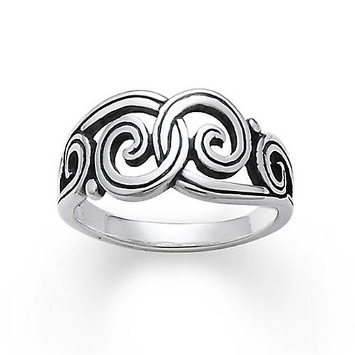 James Avery Gentle Waves Ring