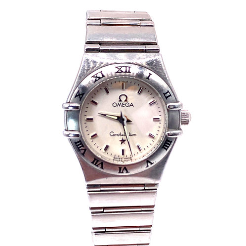Ladies Omega Constellation 1562.30 Stainless Steel