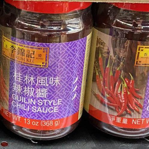 李锦记-桂林风味辣椒酱 13oz