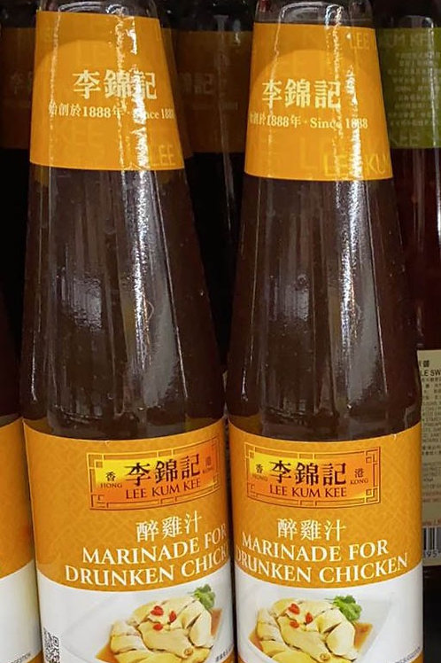 李锦记-醉鸡汁 14 fl oz