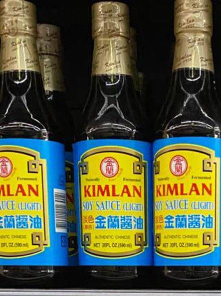 金兰酱油淡色