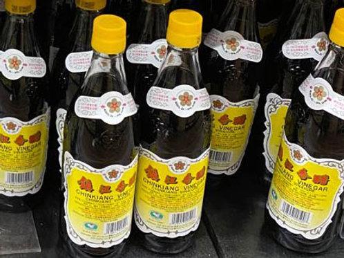 金梅镇江香醋