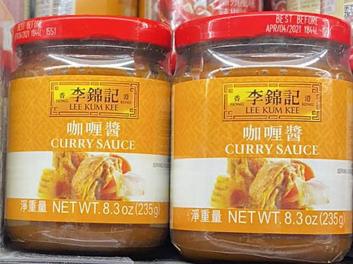 李锦记-咖喱酱 8.3oz