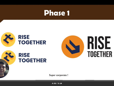 Origin Story: How the Rise Together Logo Came to Be