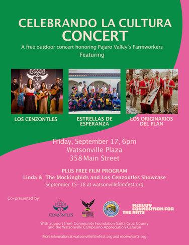Celebrando La Cultura Concert