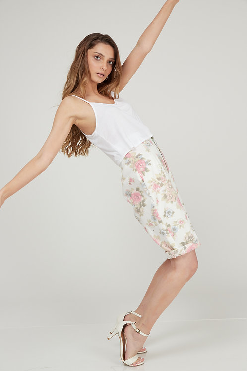 Floral Yoss Trousers