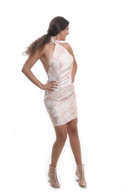 Pink Valerian Dress