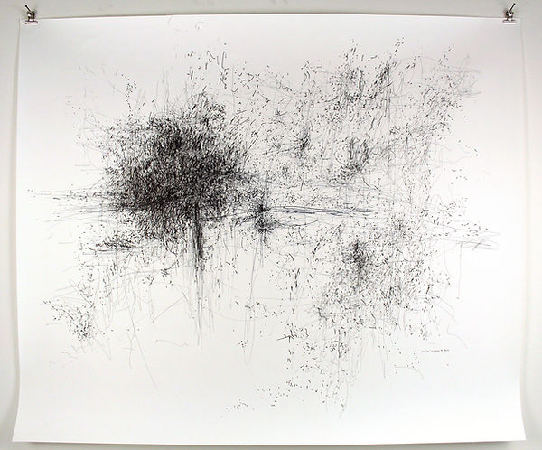 sound-drawing-57'30''-listening-to-piano