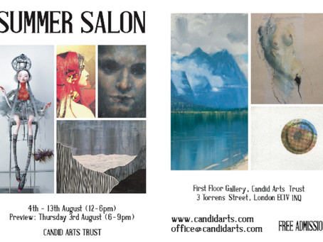 Candid Arts Summer Salon
