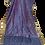 Thumbnail: Katan Silk Stole in Purple color