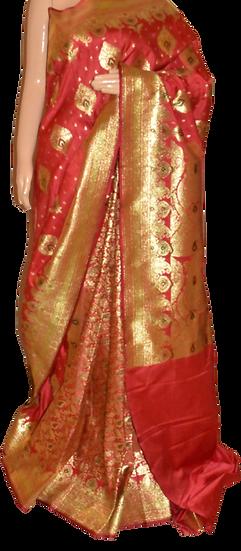 Bassi Silk Saree
