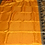 Thumbnail: Block Print Saree in Mustard Yellow
