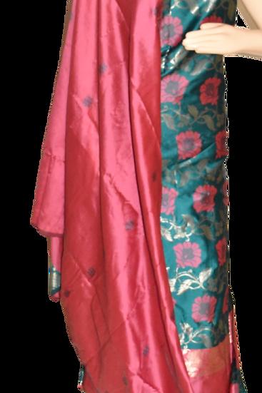 Semi Silk Suit