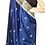 Thumbnail: Katan Silk Dupatta with Block Print
