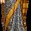 Thumbnail: Block Print Sarees in Grey color