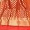 Thumbnail: Red Jaal Work Dupatta