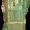 Thumbnail: Banarasi Tussar Silk Saree in Sea Green Color