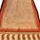 Thumbnail: Block Print Dupatta in Red color