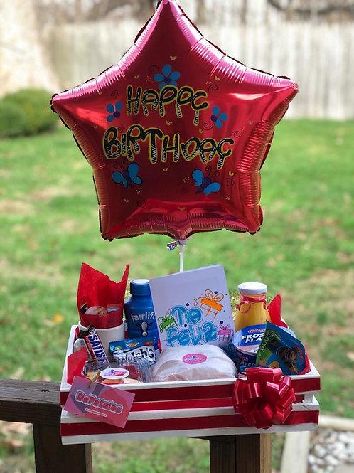 Birthday Crate
