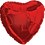 """Thumbnail: 18"""" Heart Balloons"""