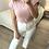 Thumbnail: T-shirt rosa coração