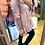 Thumbnail: Vestido/camisa folhos rosa