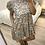 Thumbnail: Vestido polpelina florzinhas verde