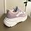 Thumbnail: Ténis lavanda/rosa pele Ruika