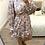 Thumbnail: Vestido estampado floral lilás