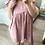 Thumbnail: Vestido linho rosa