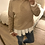 Thumbnail: Camisola de malha estrela relevo beje