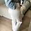 Thumbnail: Calças brancas cintura subida