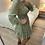 Thumbnail: Vestido estampado verde