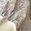Thumbnail: Sweat capuz branco com folho estampado