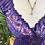 Thumbnail: Vestido seda manga curta azulão