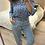 Thumbnail: Camisa estampada flores azul