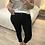 Thumbnail: Calça preta confort Naf Naf