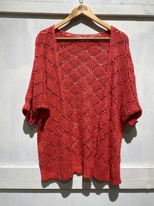 Kimono linha coral