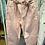 Thumbnail: Calças slouchy c/tachas rosa
