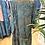 Thumbnail: Kimono comprido seda verde