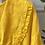 Thumbnail: Blusa gola baby linho amarelo