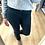 Thumbnail: Calças confort verde Naf Naf