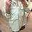 Thumbnail: Camisa túnica riscas verdes