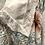 Thumbnail: Blusa estampada com gola baby