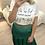 Thumbnail: T-shirt flores Naf Naf