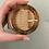 Thumbnail: Cinto elástico c/fivela redonda natural 3