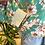 Thumbnail: Bomber jacket flores verde