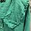 Thumbnail: Blusa gola baby linho verde