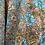 Thumbnail: Kimono seda rosa/turquesa