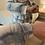 Thumbnail: Camisa/casaco xadrez azul ganga